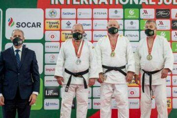 Володимир Іваненко із Черкас завоював чемпіонство світу із дзюдо